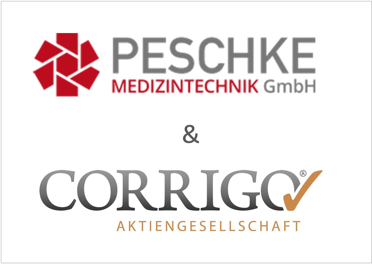 Bild CORRIGO und PESCHKE